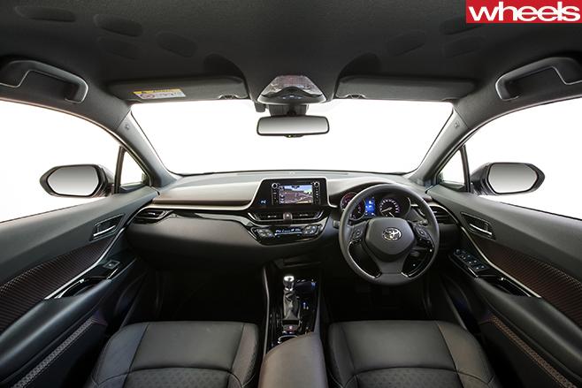 2017-Toyota -C-HR-interior