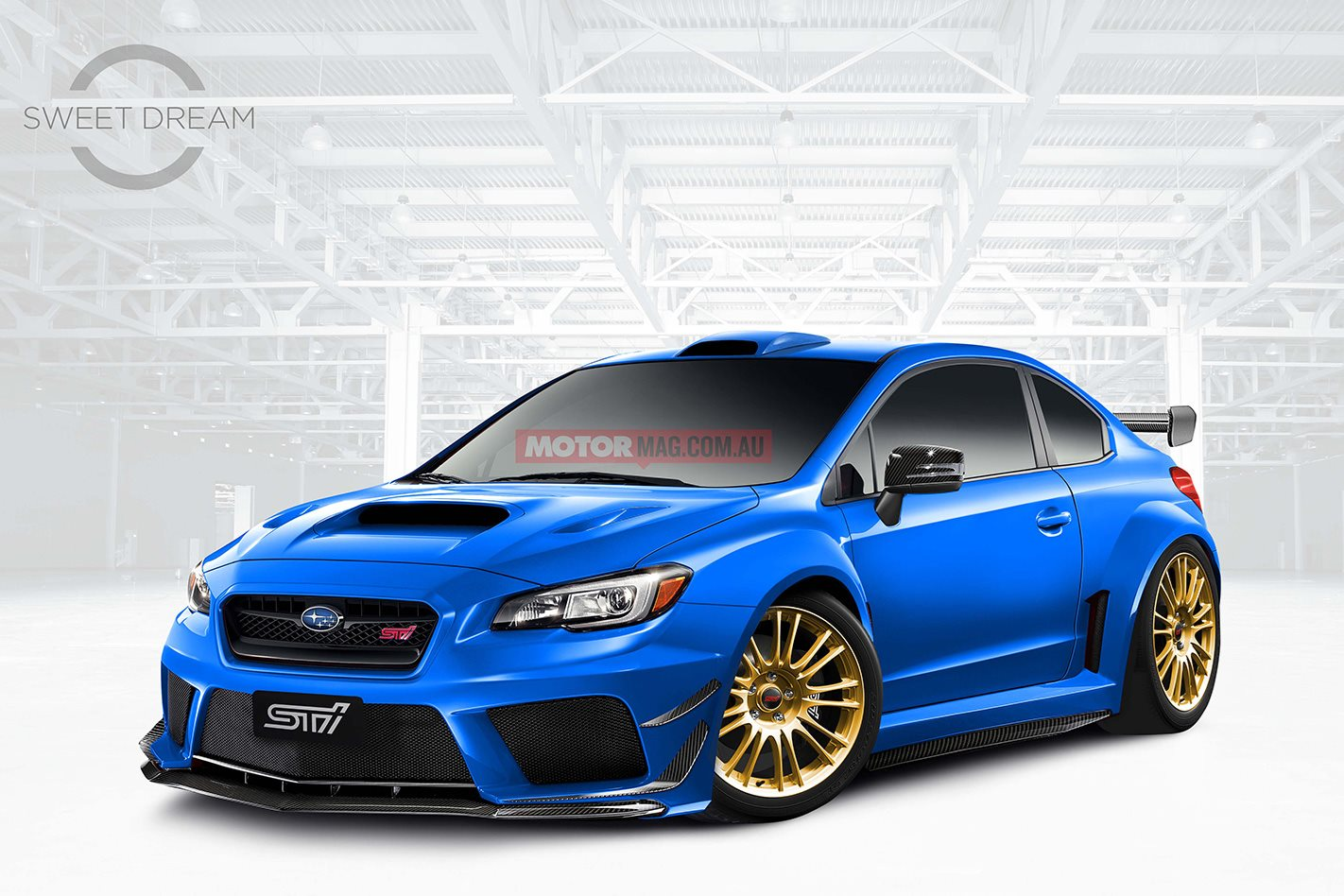 Subaru Impreza WRX - the dream of many motorists 27