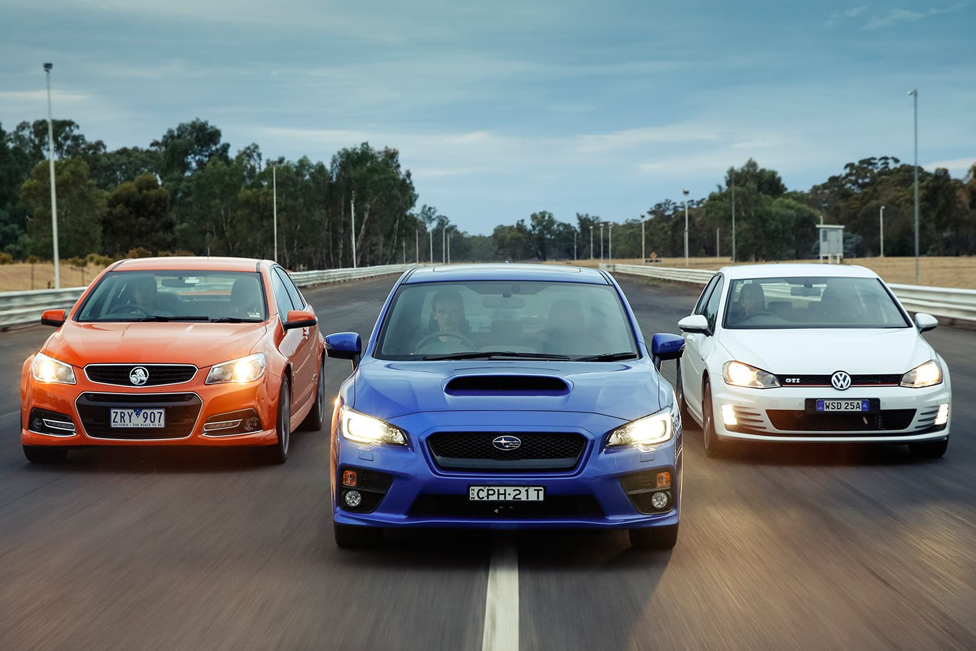 Wrx Vs Gti >> Wrx Vs Commodore Ss V Vs Golf Gti