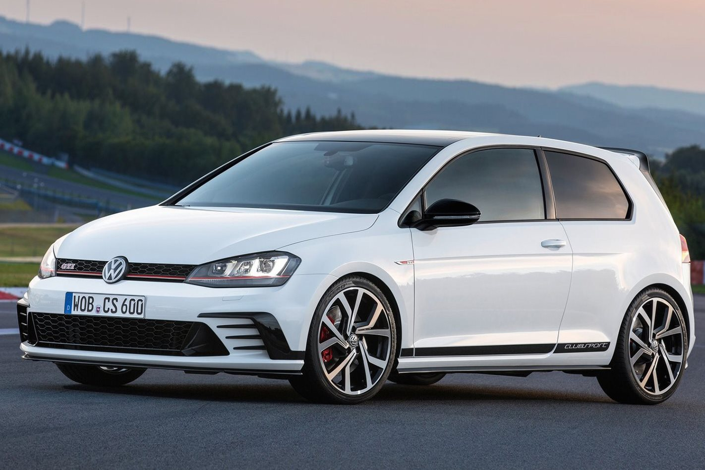 volkswagen golf gti clubsport coming to australia motor