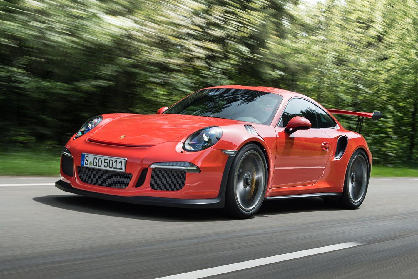 porsche 911 gt3 rs review