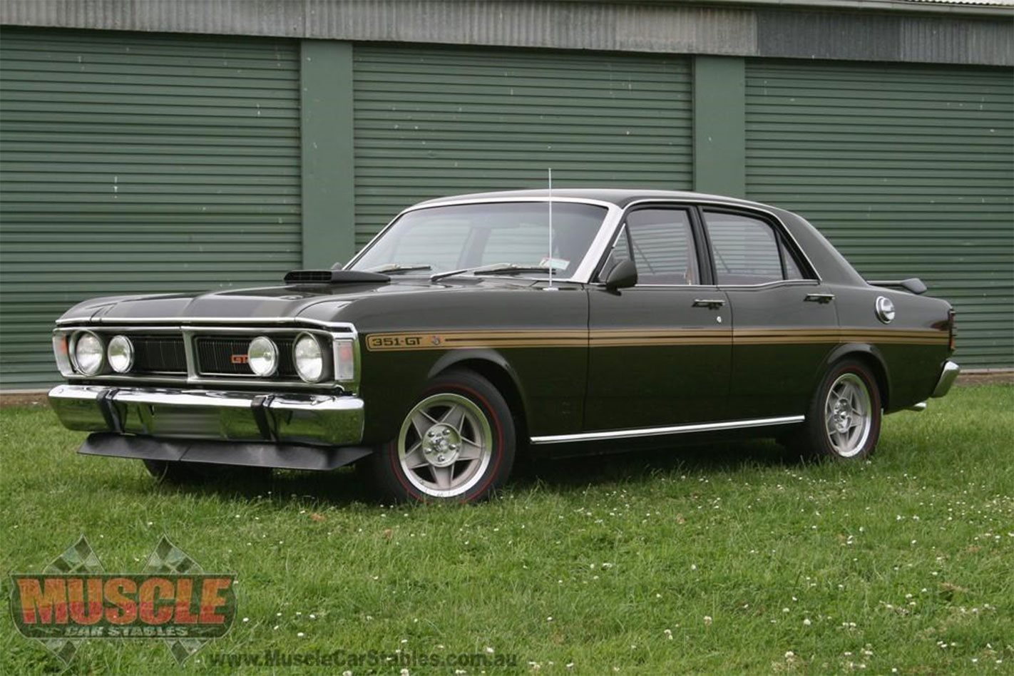 Ford Xy Falcon Gt Ho Phase Iii For Sale 1970 351