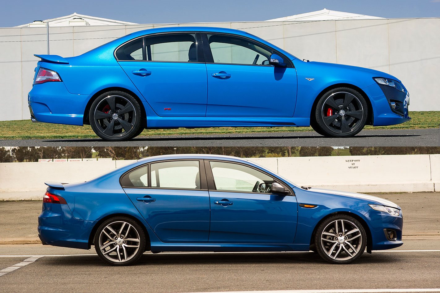 FPV F6 vs Ford XR6 Turbo engines: what's the difference?