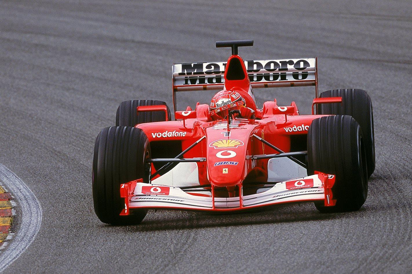 Top 9 successful F1 cars