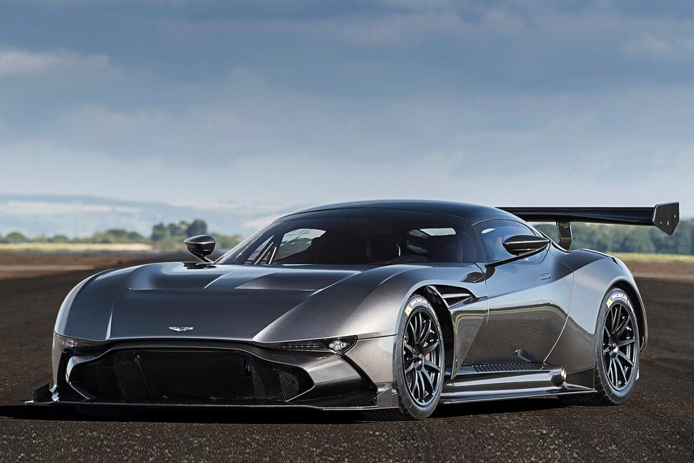 Road Legal Aston Martin Vulcan Announced
