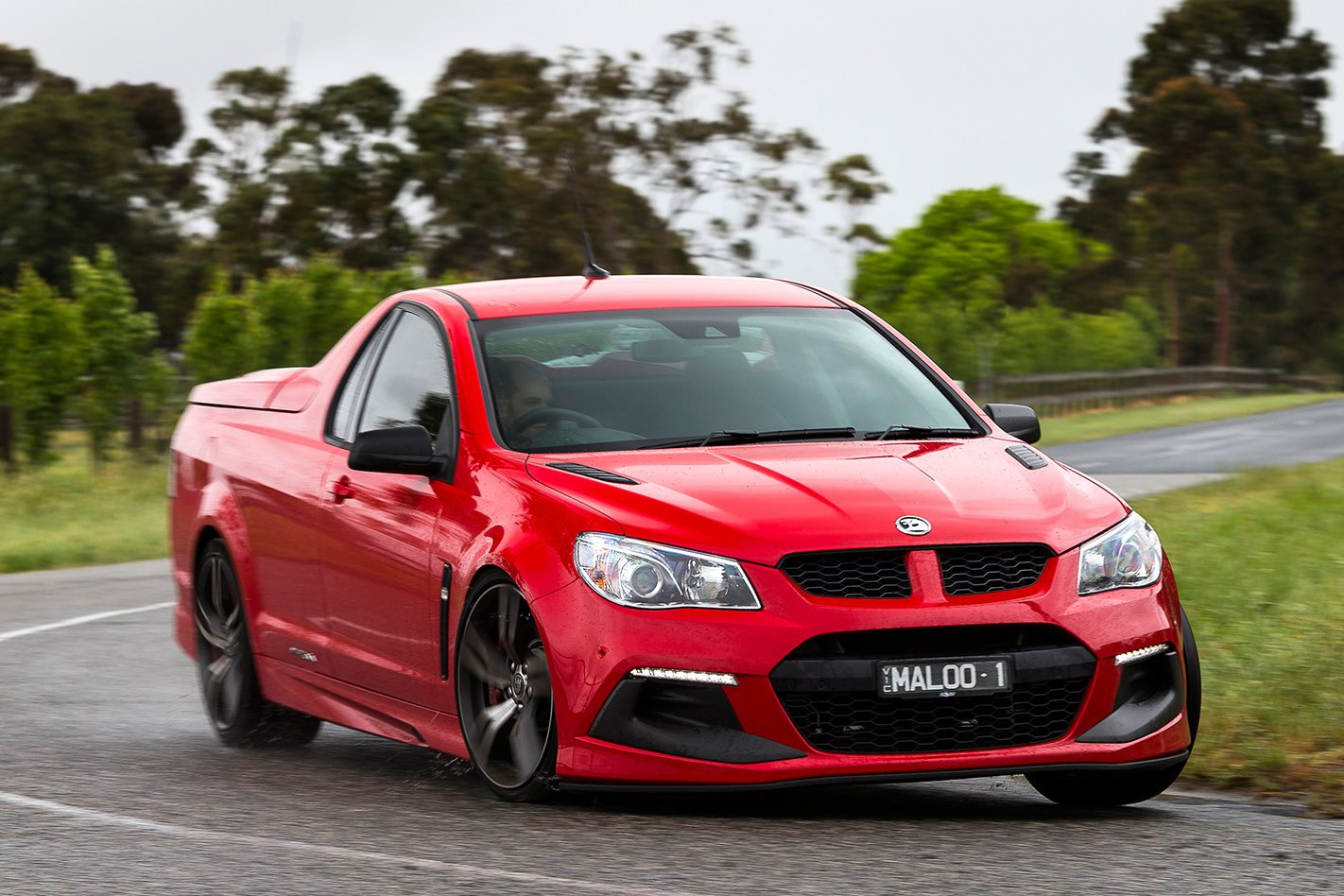 My Kia Performance >> HSV Maloo R8 LSA review
