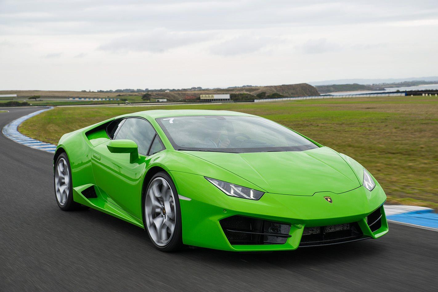 2016 Lamborghini Huracan LP580 2 review