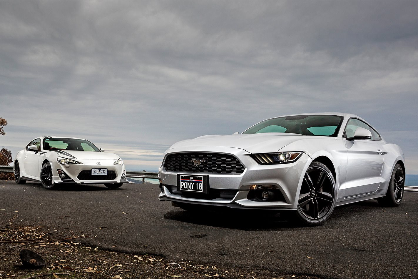 Toyota 86 vs ford mustang ecoboost