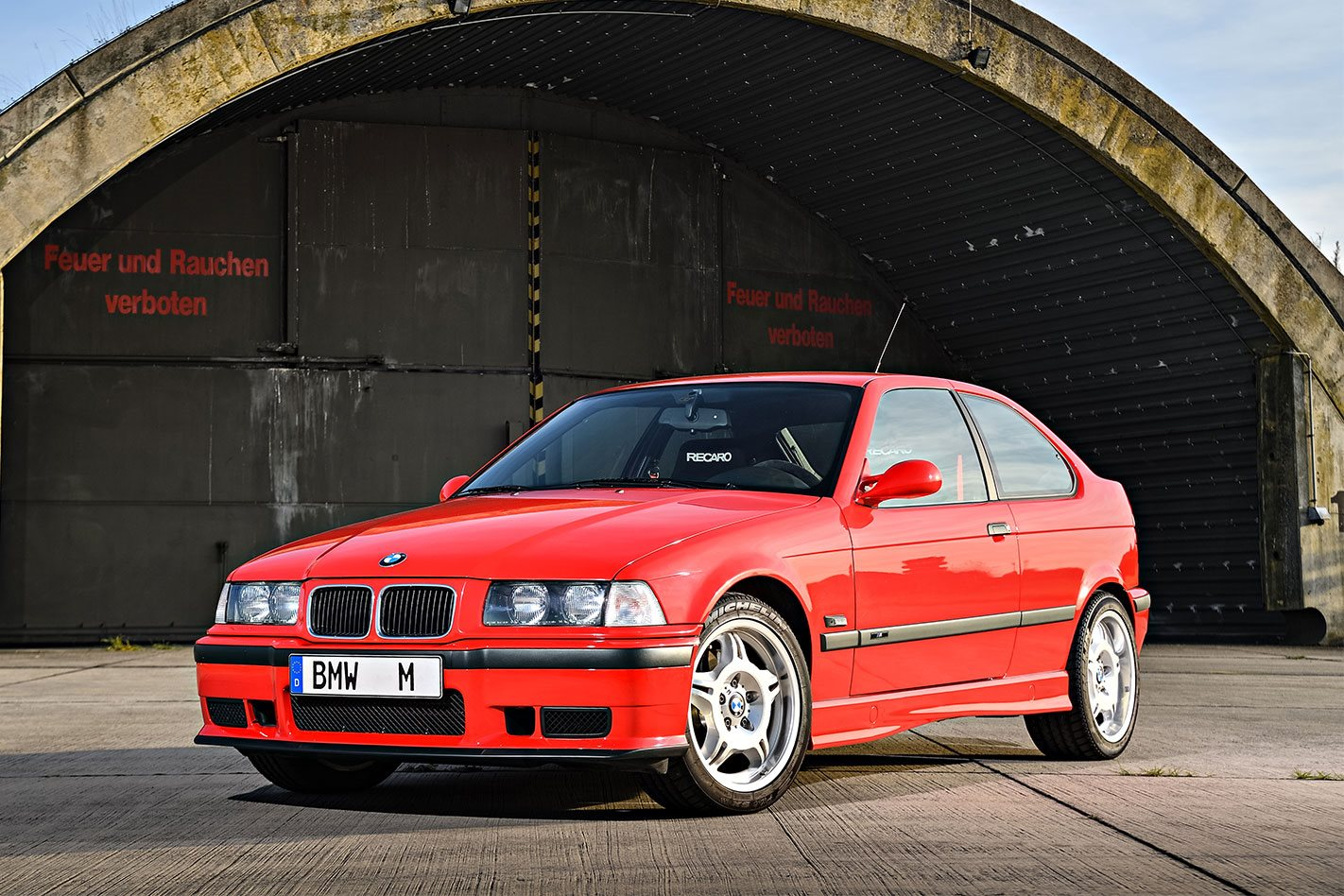 30 Years Of Bmw M3 E36 M3 Compact