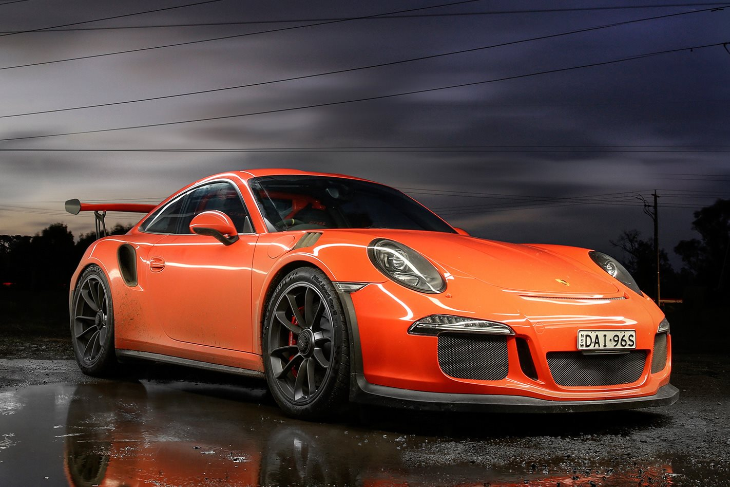 Porsche 911 GT3 RS review, price and specs