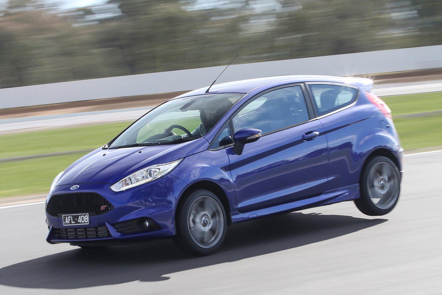 Ford fiesta st 5 bfyb 2016 0 50k