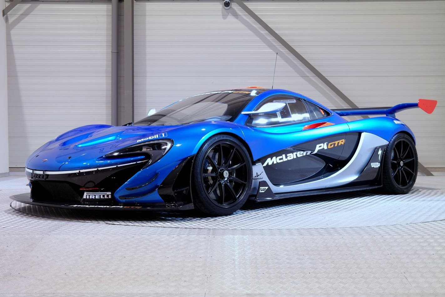 road legal mclaren p1 gtr for sale motor. Black Bedroom Furniture Sets. Home Design Ideas