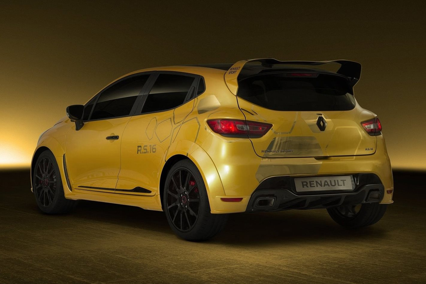 renault 39 s clio rs16 bumped for cayman fighter motor. Black Bedroom Furniture Sets. Home Design Ideas