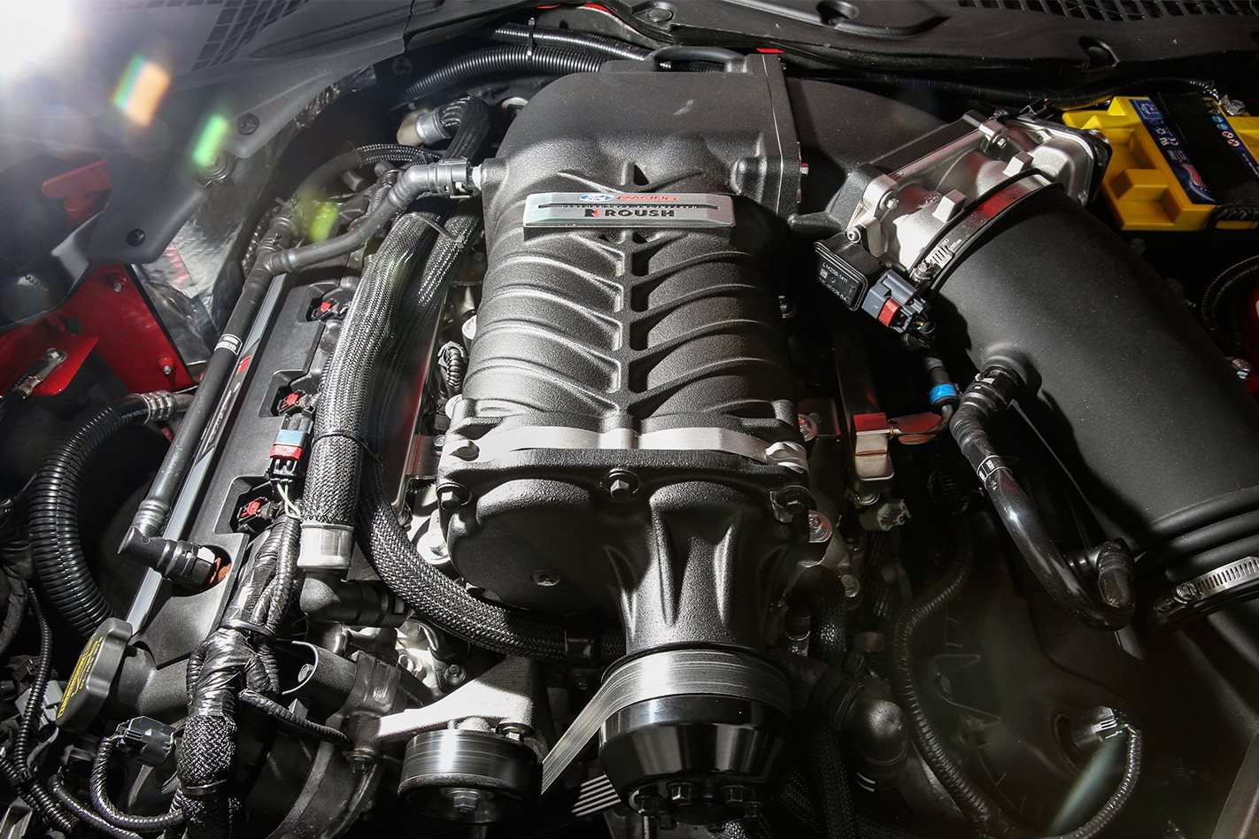 Ford mustang engine upgrade guide