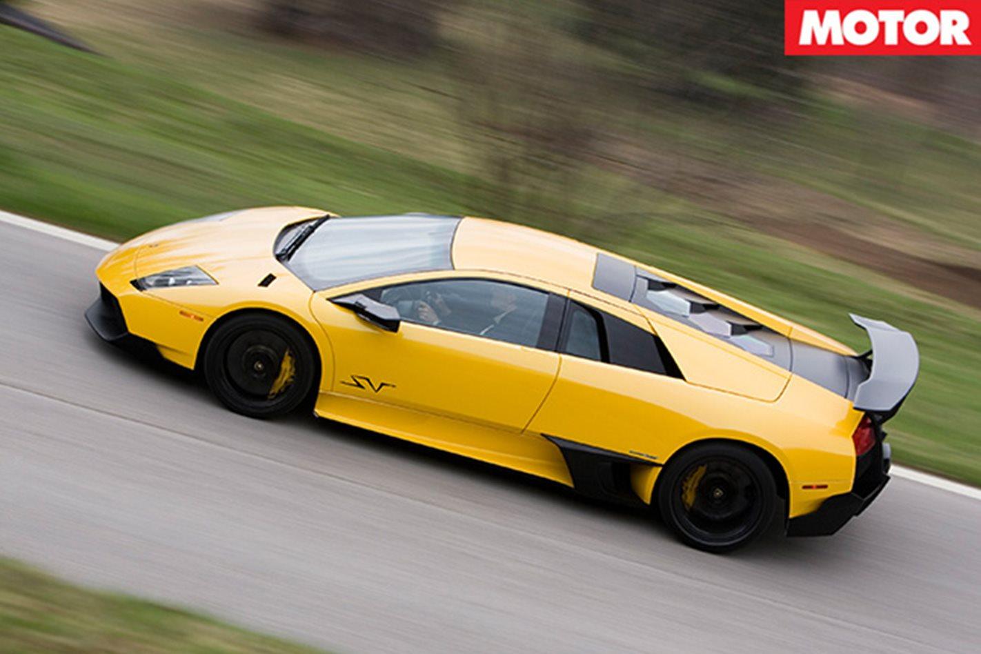 The Rarest Lamborghini Of Them All