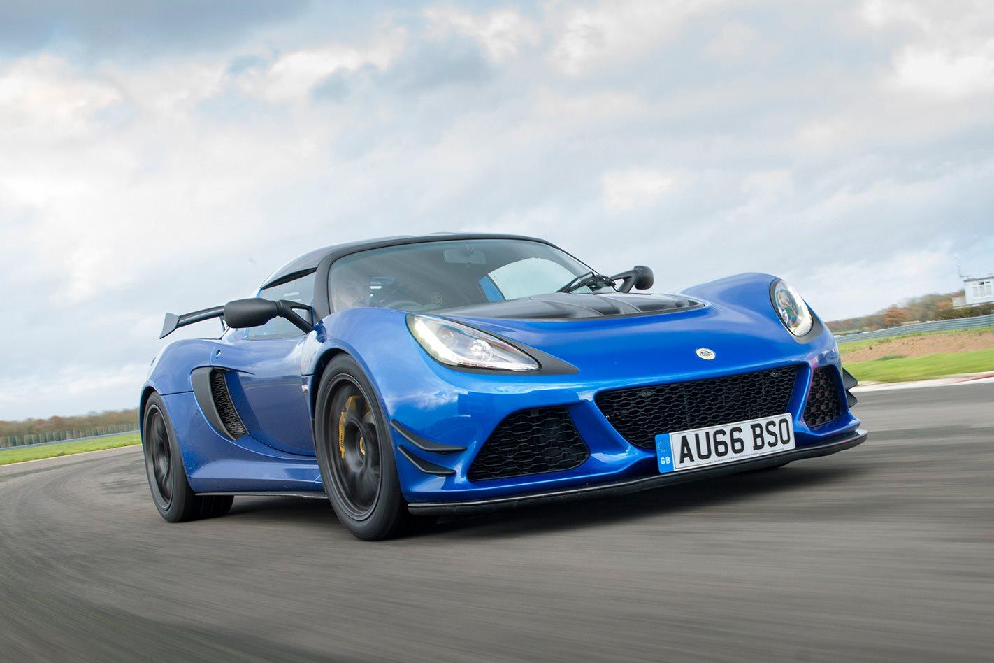 2017 Lotus Exige Sport 380 review