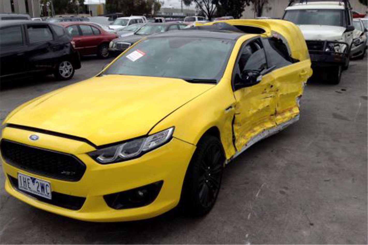 2016 Toyota Camry For Sale >> Ford Falcon XR8 Sprint Pursuit Car for sale