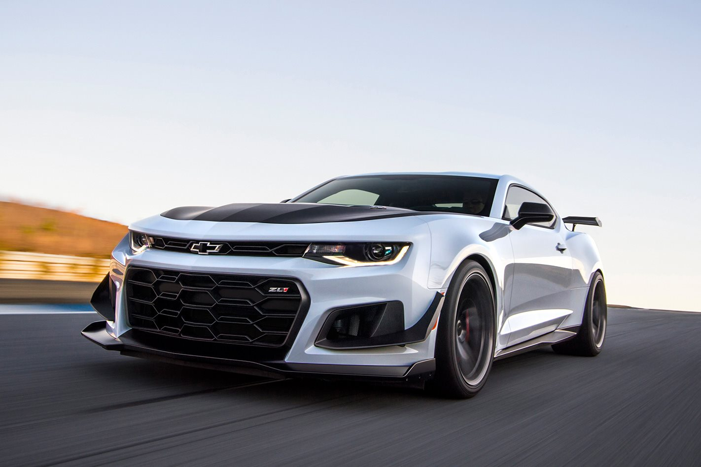 2018 Chevrolet Camaro Zl1 1le Revealed