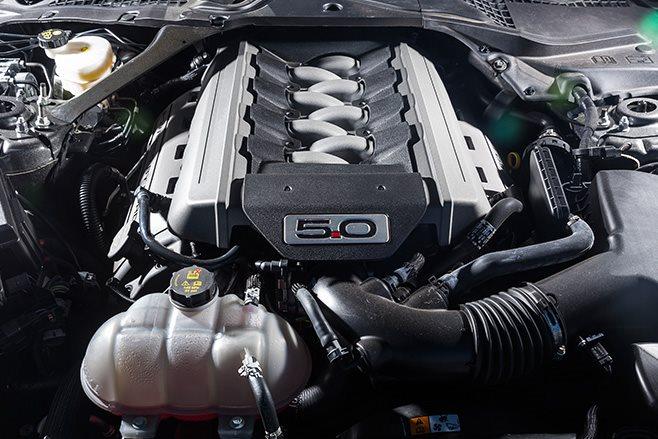 5.0 litre miami engine