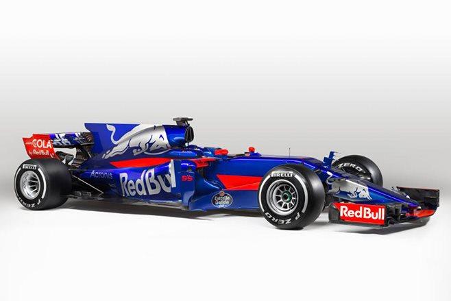Toro Rosso F1 car