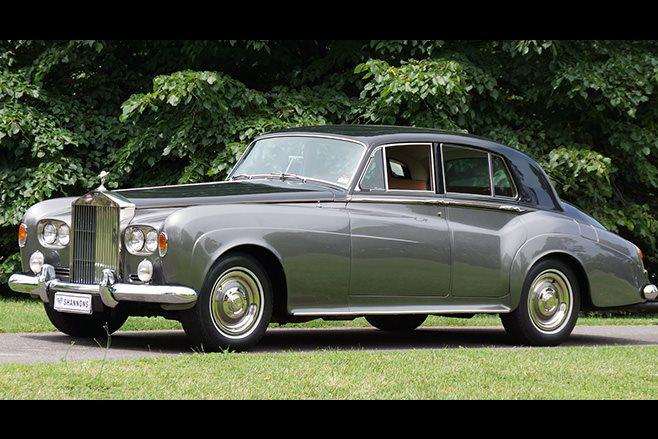 Rolls Royce Silver Cloud III sedan