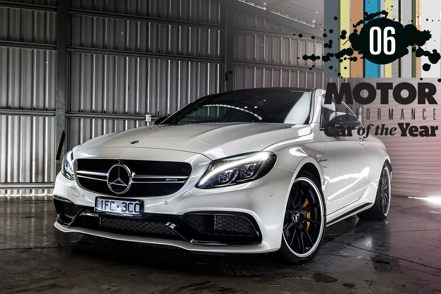 mercedes amg c63 s coupe performance car of the year 2017 6. Black Bedroom Furniture Sets. Home Design Ideas