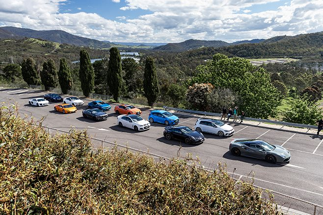 12 cars