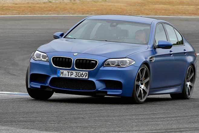 BMW-F10-M5-drive