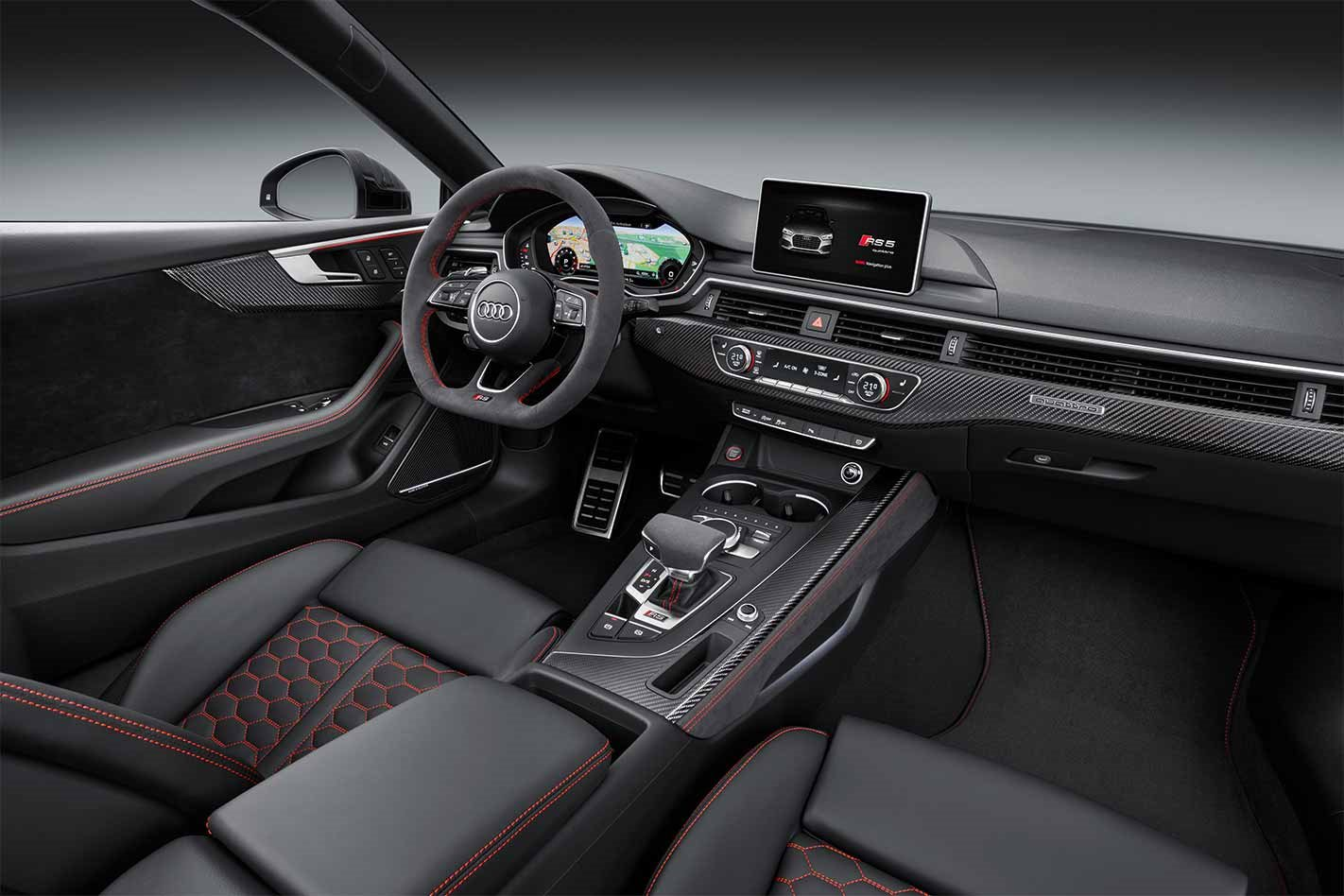 Geneva Motor Show: 2018 Audi RS5 revealed | MOTOR