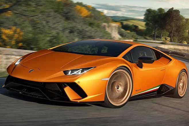Lamborghini-Huracan-Performante-orange-
