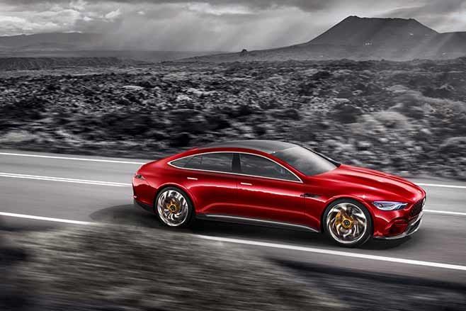 Mercedes-AMG-GT-Concept-profile