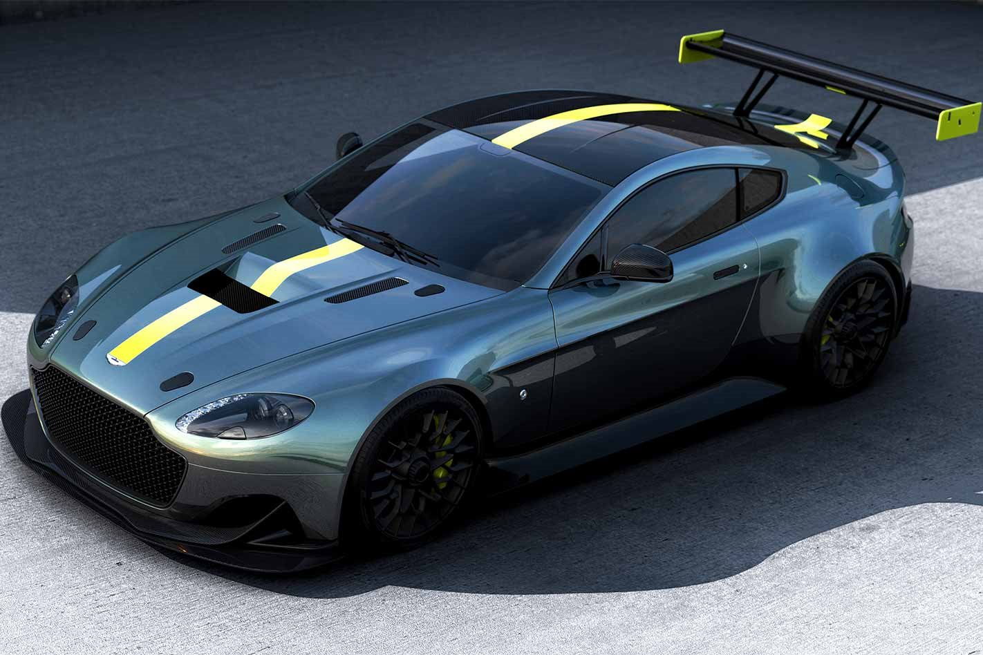 Aston Martin Vantage AMR top
