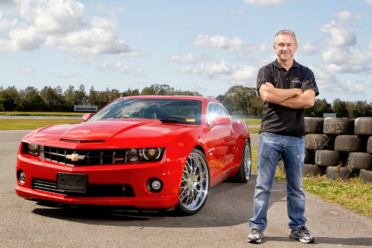 Russell Ingall Chevrolet Camaro