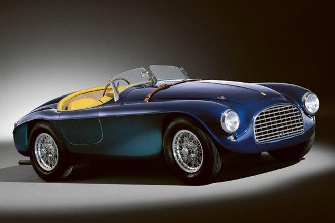 1950 166 MM Touring Barchetta