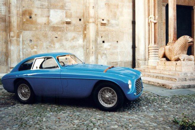 1950 Ferrari 195 S Touring Berlinetta