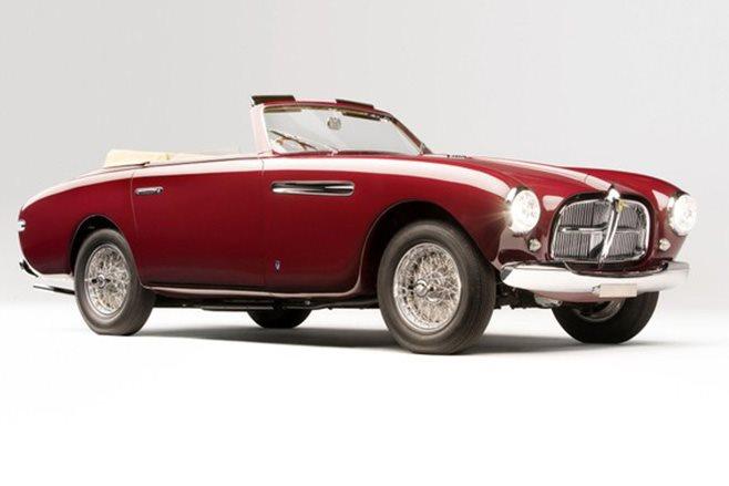 1951 Ferrari 212 Inter Vignale Cabriolet