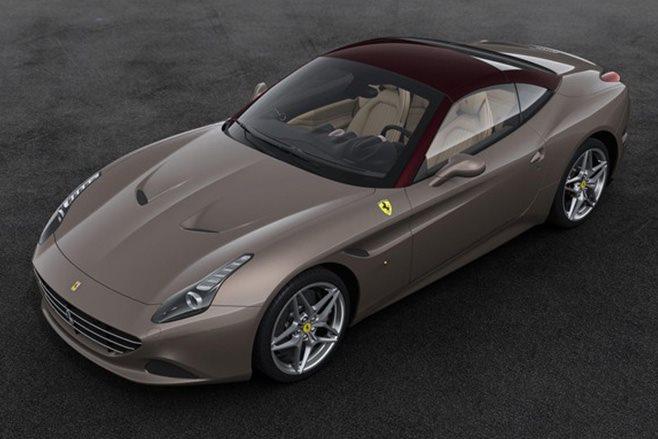 Ferrari California T Retro livery 10