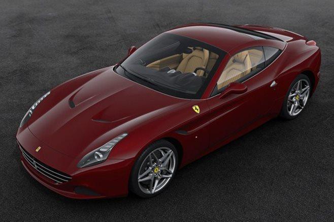 Ferrari California T retro livery 6