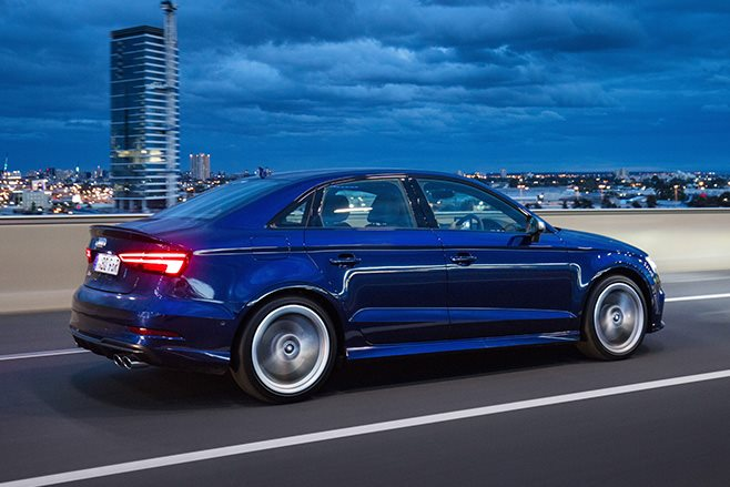 2017 Audi S3 Quick Review