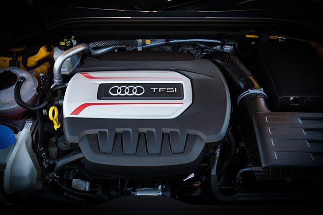 Audi S Quick Review - Audi s3 engine