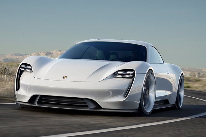 Porsche E-Hybrid