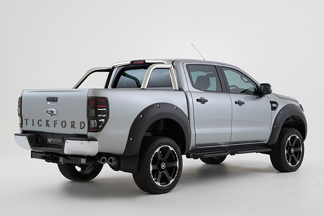 Tickford Ranger rear