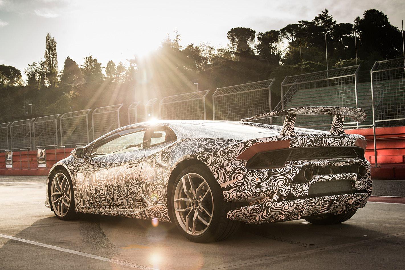 Lamborghini Huracan Performante Review