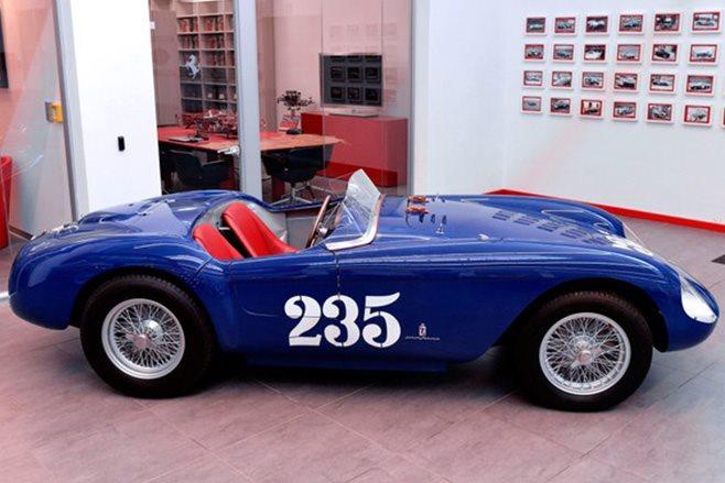 1954 Ferrari 500 Mondial Pininfarina