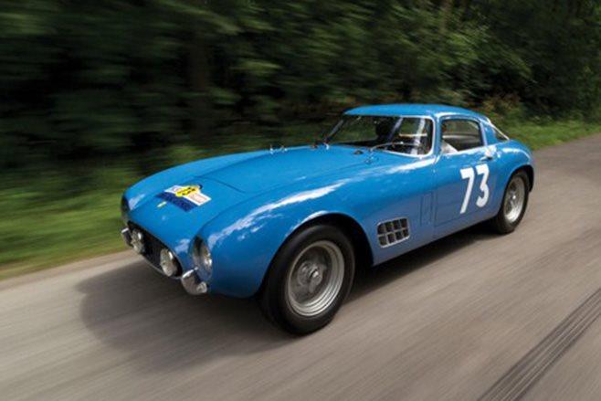 1956 Ferrari 250 GT Berlinetta Scaglietti