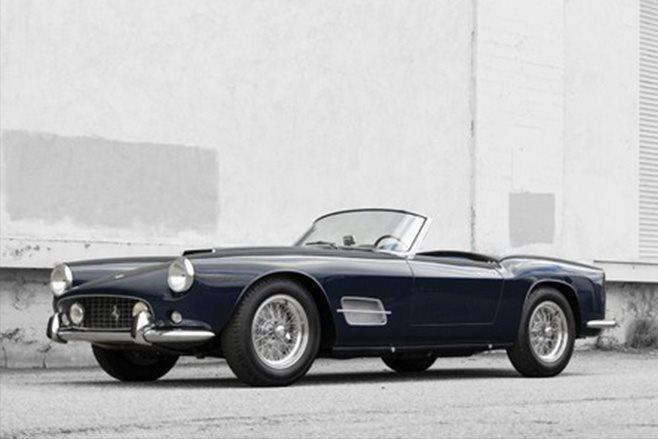 1957 Ferrari 250 California Scaglietti Spider LWB