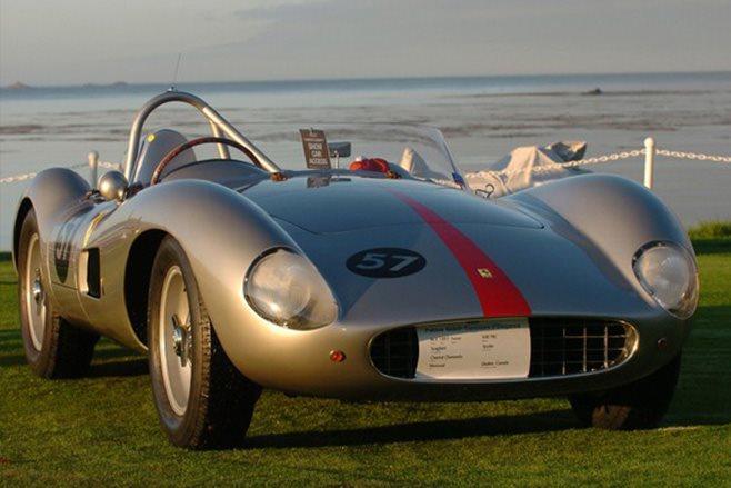 1957 Ferrari 500 TRC Scaglietti Spider