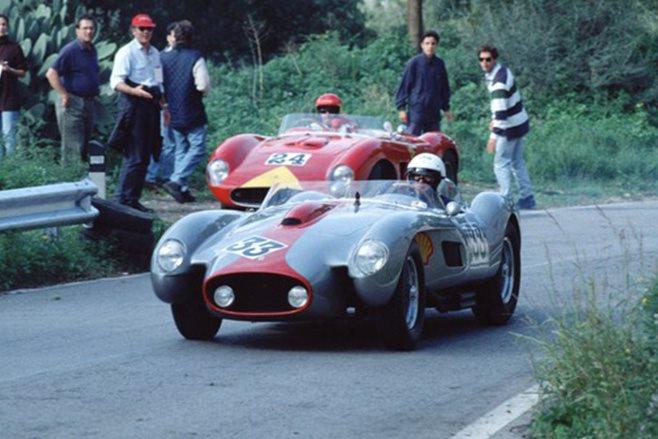 1957 Ferrari Testa Rossa 250 Scaglietti