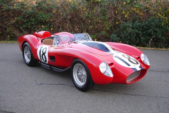 1957 Ferrari Testa Rossa 250