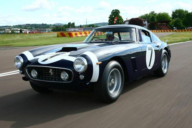 1961 Ferrari 250 GT Berlinetta Passo Corto